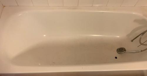 baignoire à rénover