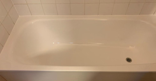 réémaillage baignoire