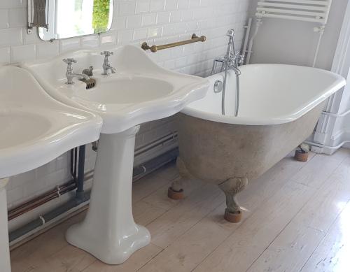 Rénovation baignoire